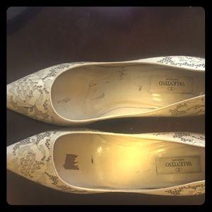 Gently used stilettos by Valentino.
